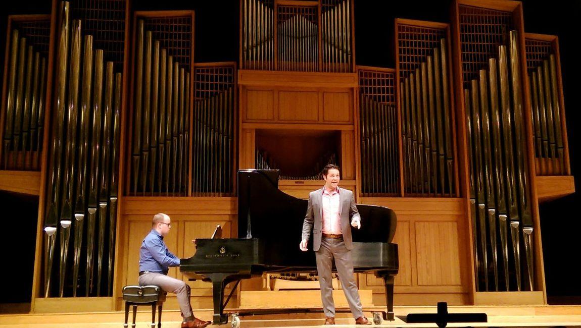 My Student Life Opéra Organ Pipe Organ Tenor Steinway Fort Collins CSU