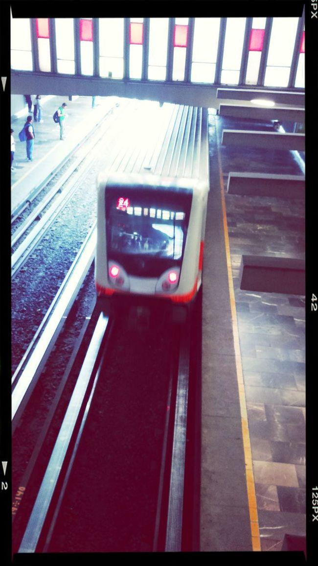 El metro en mi ciudad ;)