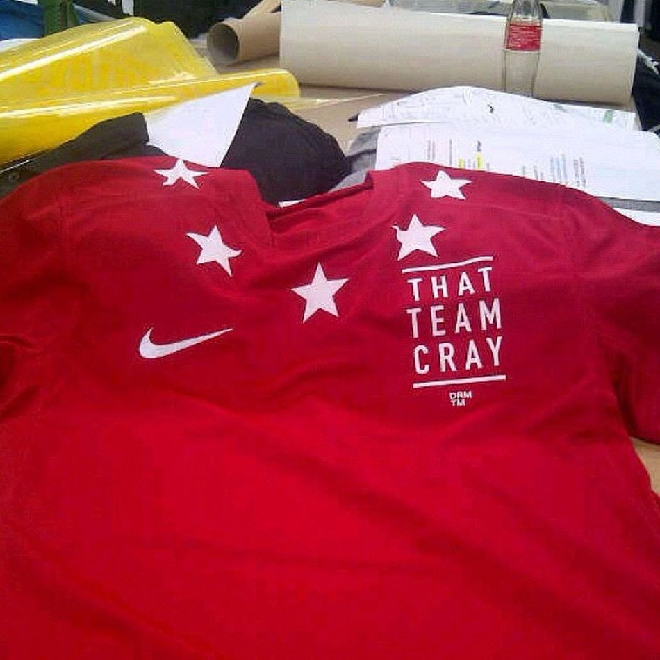 Closer look at the #drmtm jersey for the charity football event #schacknorris Drmtm Schacknorris