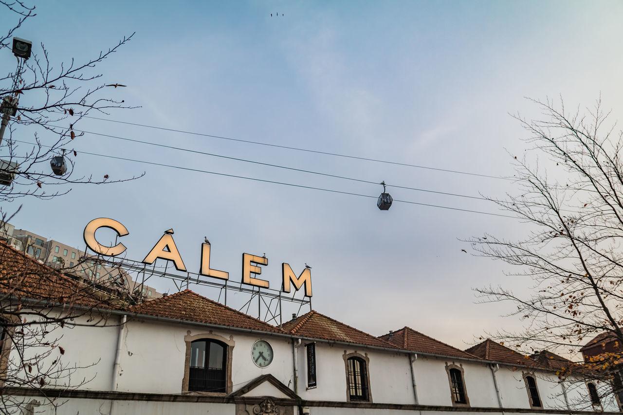 Buildings Calem Porto Wine Winery