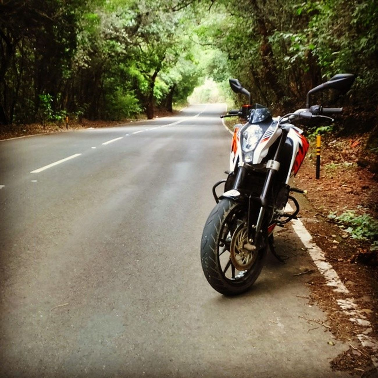 Just Another Monday... ;) :P Riding Ktm DUKE  200 Duke200 RidingHard Ridingsolo Work Ambyvalley Lonavala Coolclimate Lovelyroads Biker Rider Instapic Instalike
