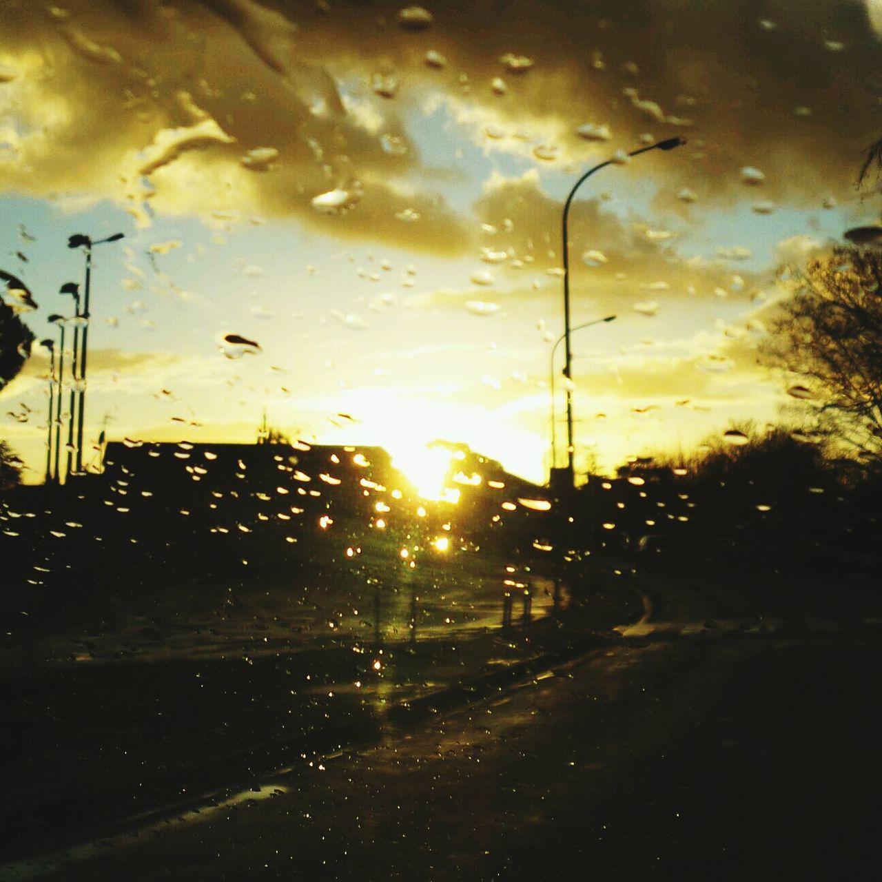 Clouds And Sky Jour de pluie