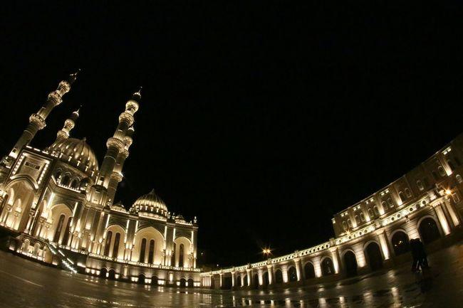 Haydar Aliyev Mosque