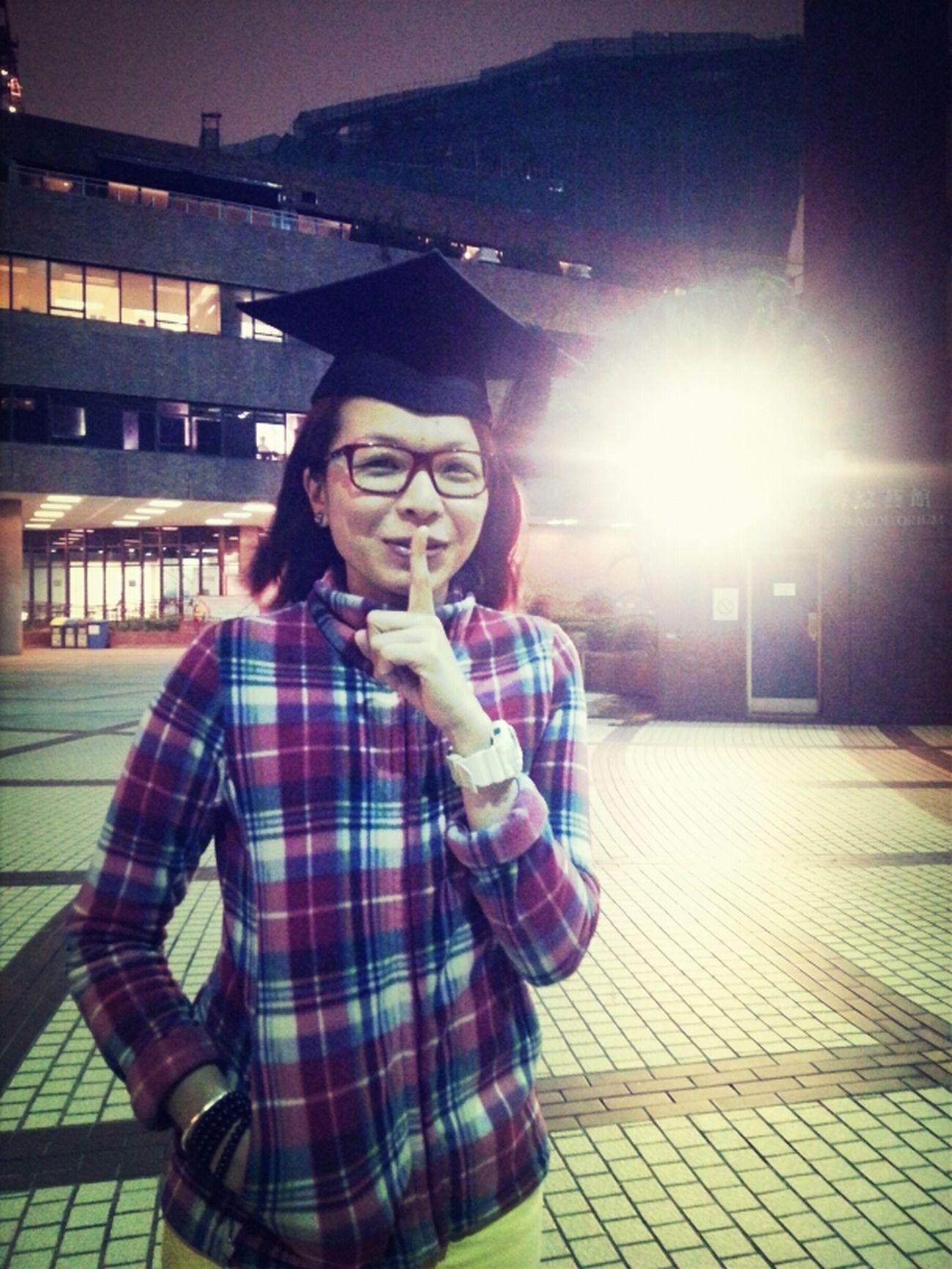 Hat From My Bro...haha