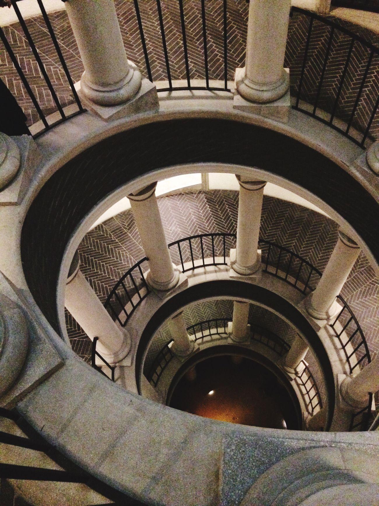 Babel tower Building Inside Things Sclupture Stairways