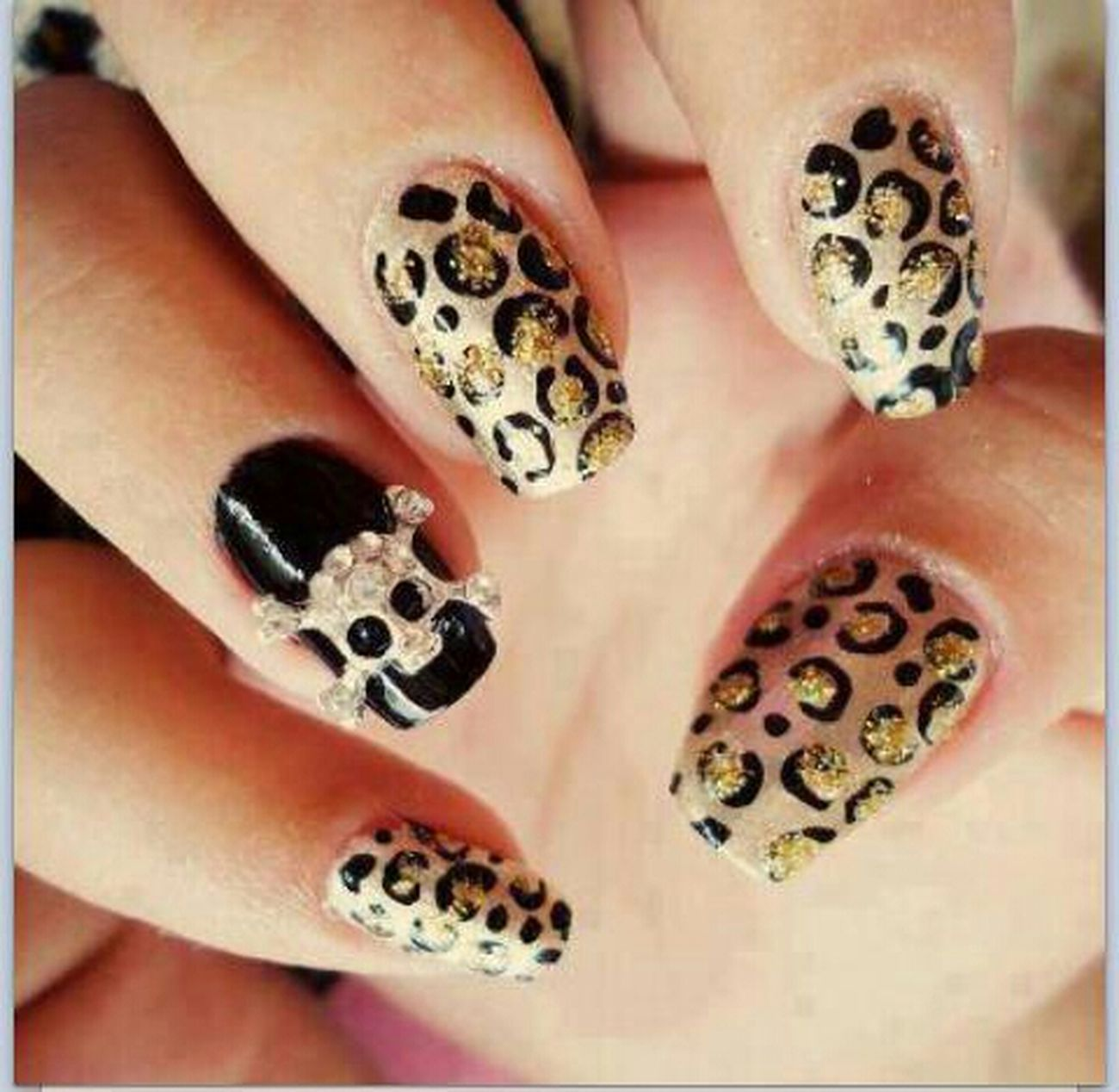I Like Dese Nails