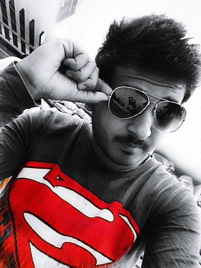Supermannnnnn *-* clicked by me