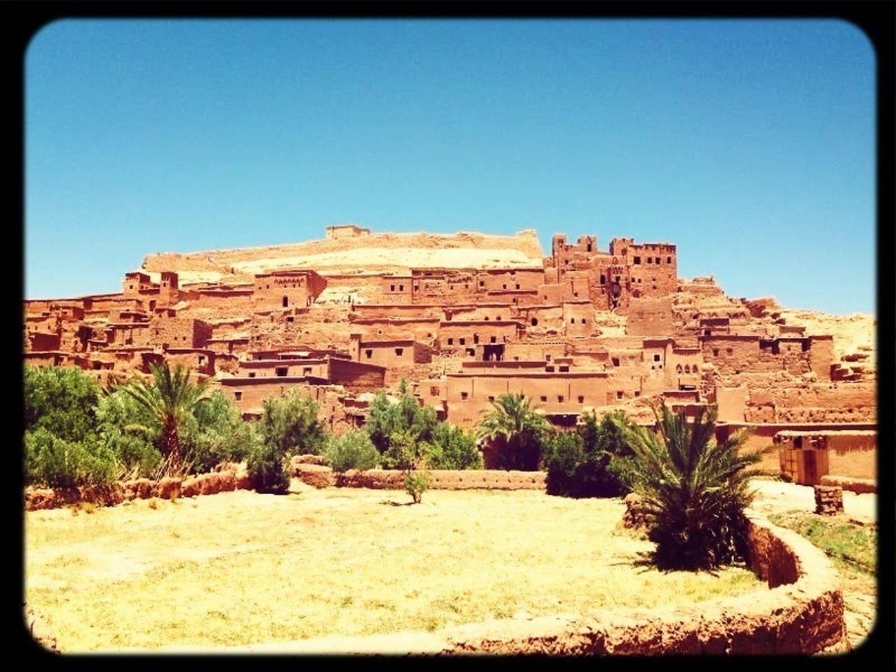 Vistes Previes Al Sahara!!