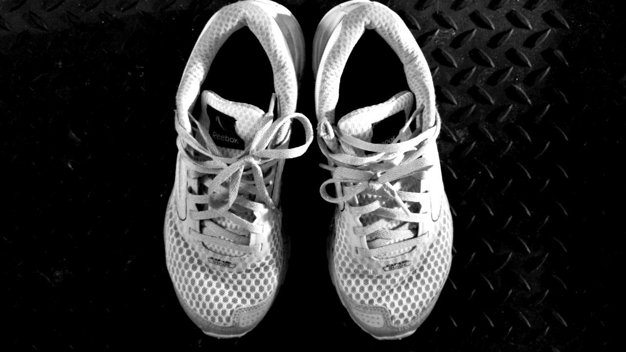 Black And White Photography Blackandwhite Photography Blackandwhite Black And White Collection  Whiteandblack Sneakers Sneakers Of EyeEm Sneakers Of The Day Black And White Shot Worn Out & Wonderful  Tied Up, Laced Up Waiting