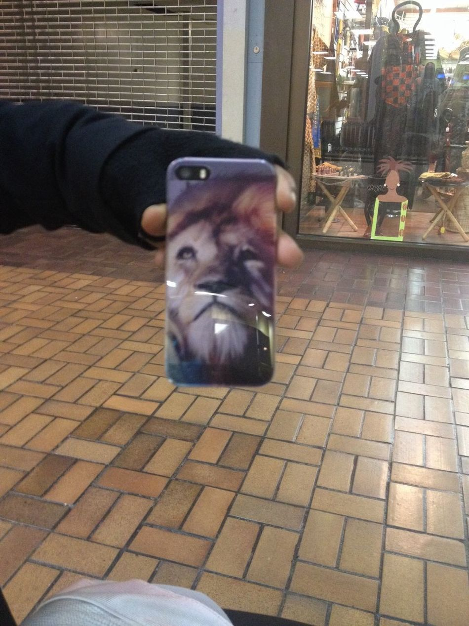 My New Case Jus Cuzzzz