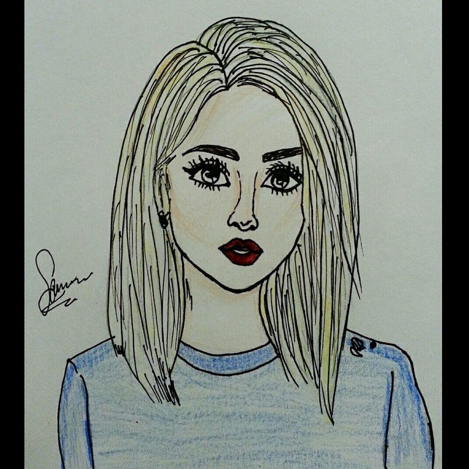 Sketching Pencil Sketch  Faces Pencilcolors Feltip