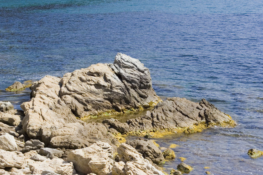steep coast and cliffs - french riviera,mediterranean sea Beauty In Nature Cliff Coast Côte D'Azur France French Riviera Gulf Of Saint-tropez High Angle View Landscape Landscape_Collection Landscape_photography Mediterranean Sea Nature No People Rock Rock - Object Rock Formation Rocky Coastline Saint-Tropez Scenics Sea Seascape Steep Tranquility Water