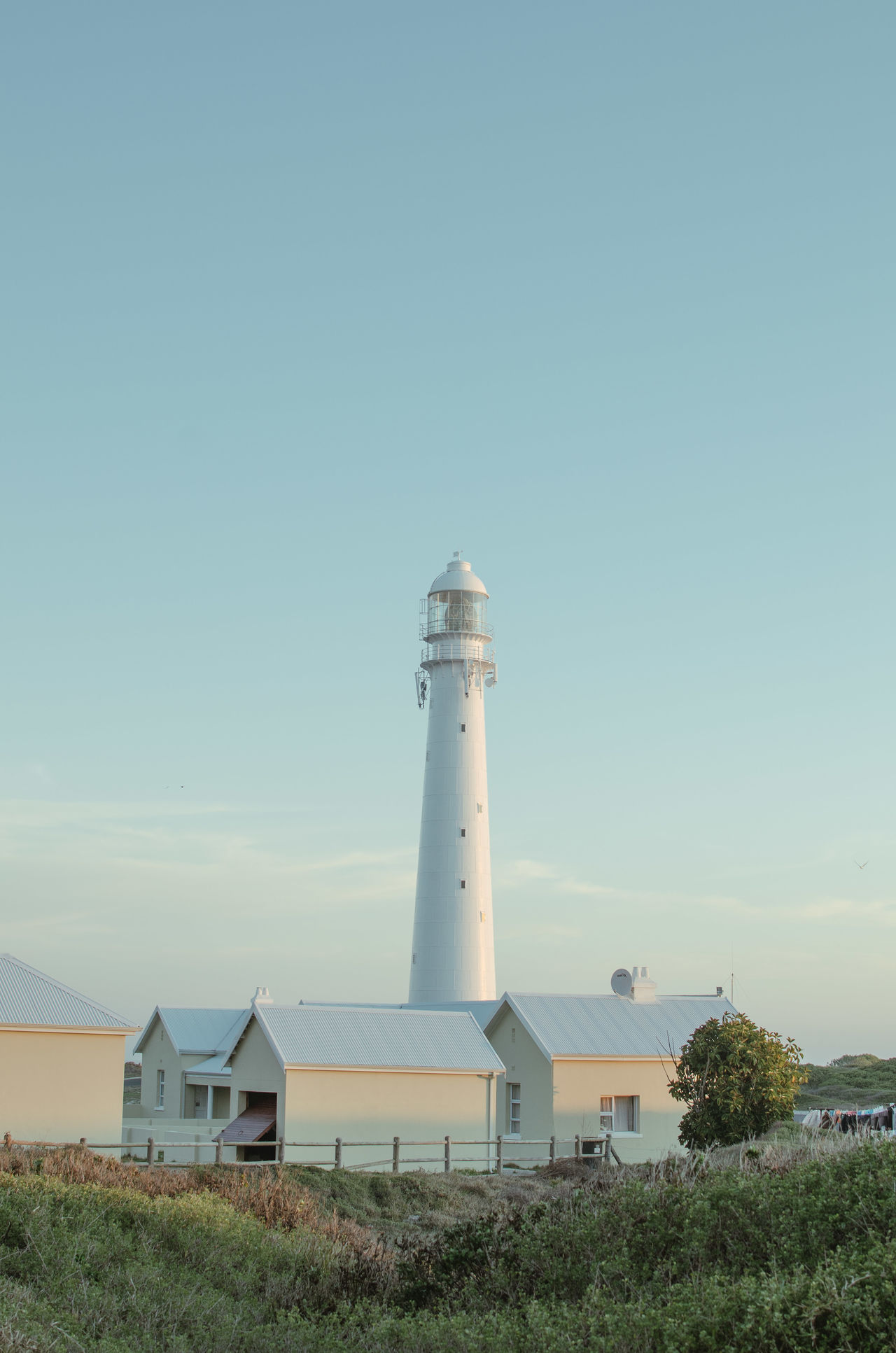 Cape Town Coastline Kommetjie Lighthouse Lighthouseview Outdoors Twilight Hour