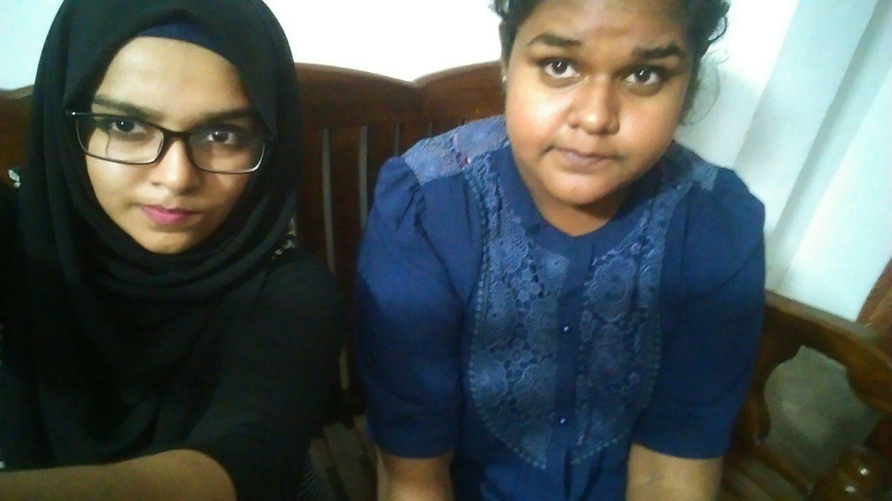 Me and sister! Sisterlove❤