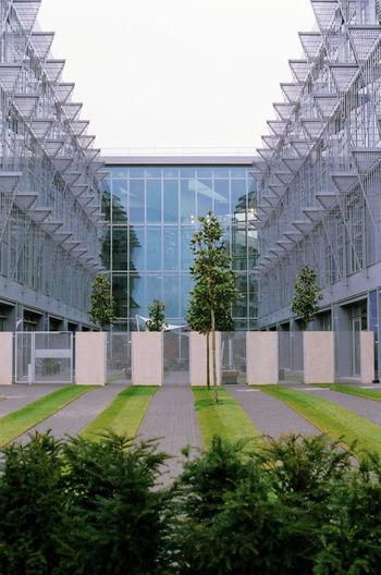 120 120 Film 120mm Architecture Desaturated Desaturation Exterior Landscape Medium Format Urban