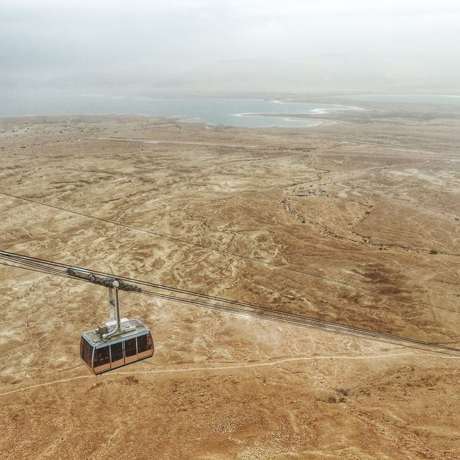 IPhoneography Travel Photography Travel Cable Cars Landscape Deadsea Masada Israel