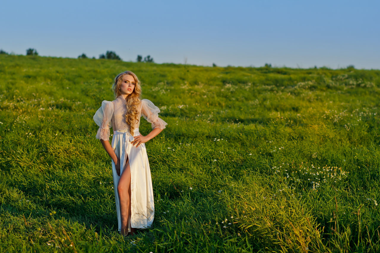 Beauty In Nature Editorial  Editorial Fashion Editorialphotography Fashion Fashion Photography Landscape Outdoors Smiling Summer Summertime Women Cover White Dress