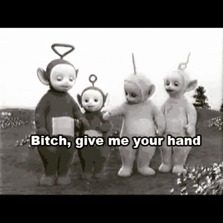 Infancia 😂✌😌🌈⭐⭐ Infancia Teletubbies Home Pretty otoño what happytime happy instahappy instaconce instadaily instabest instagood bless peace tvshow