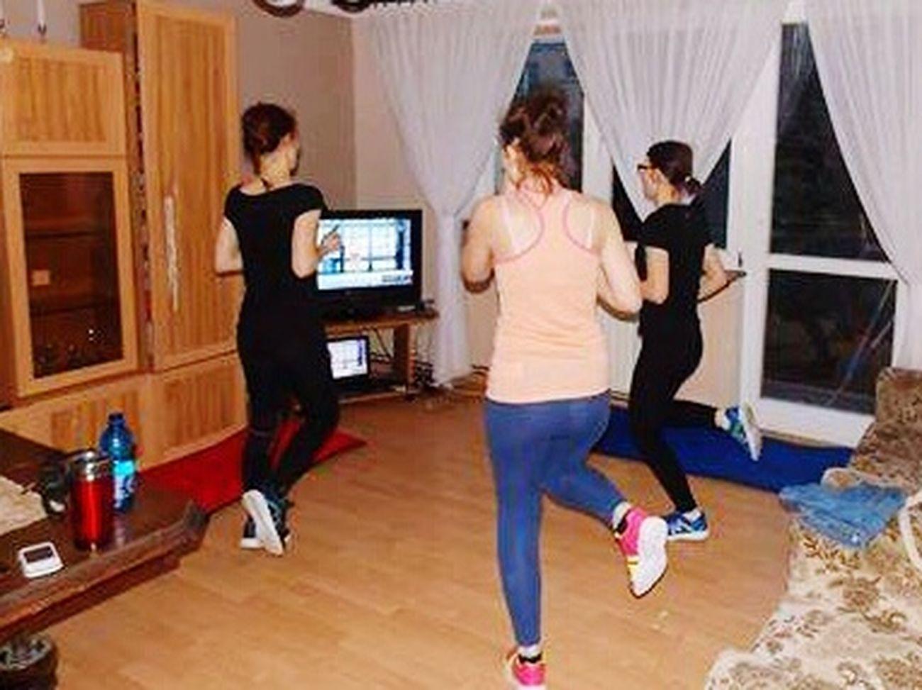 Hardworkout NoPain NoGain Ewa Chodakowska <3 Killer Sisters ❤ Good Times♥