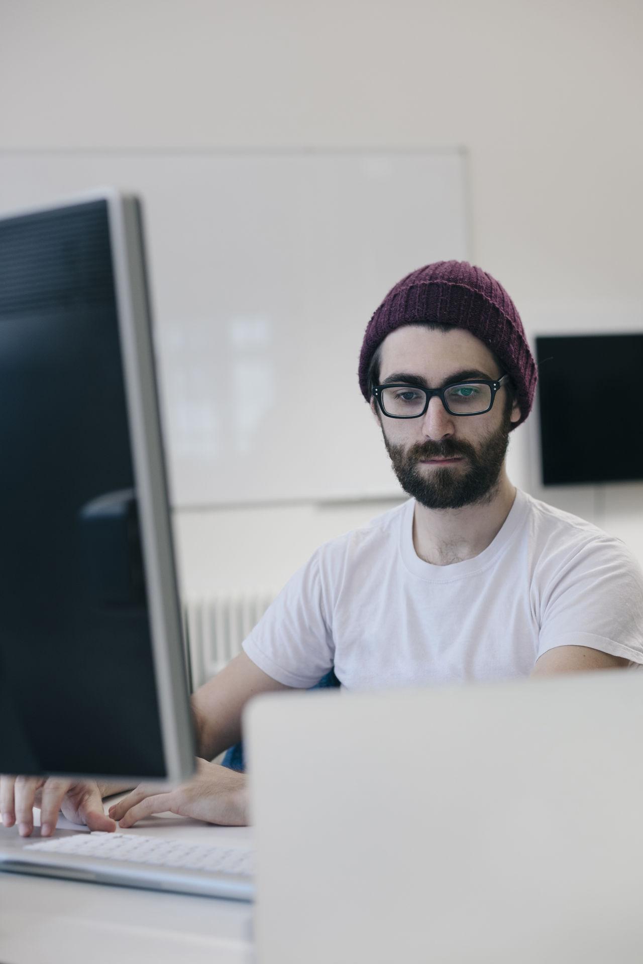 Beautiful stock photos of internet, Beard, Berlin, Business, Busy