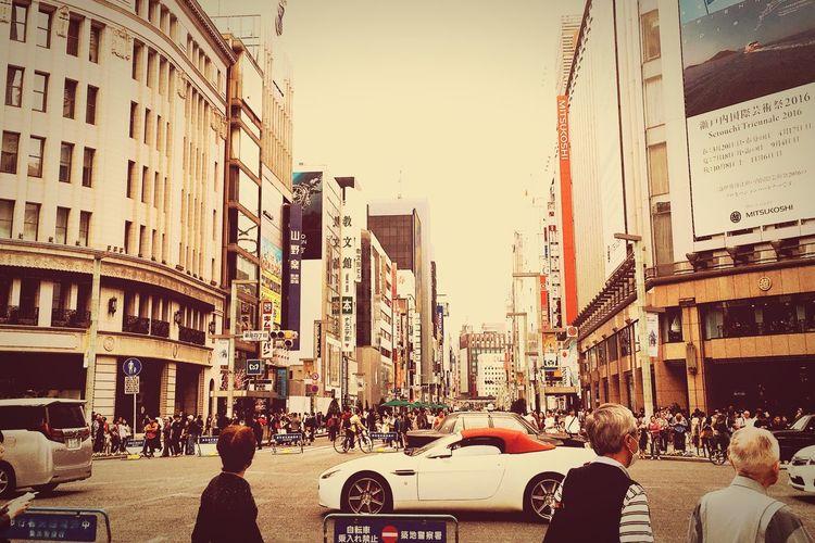銀座 Tokyo