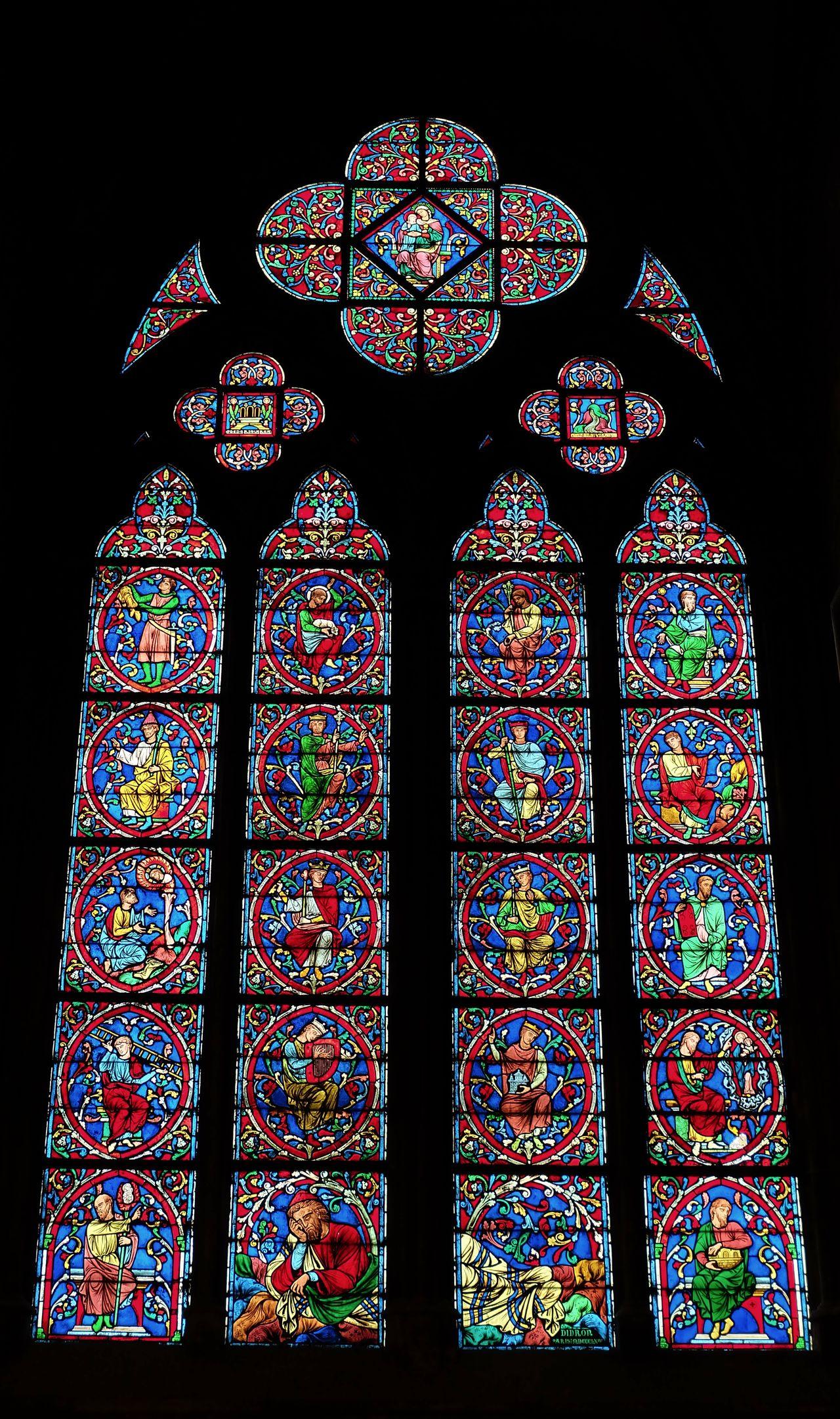 Cathedral Cathedrale Notre Dame Notre Dame Cathedral Notre Dame Cathedral Paris Notre Dame De Paris Notre-Dame Stained Glass Stained Glass Art Stained Glass Window