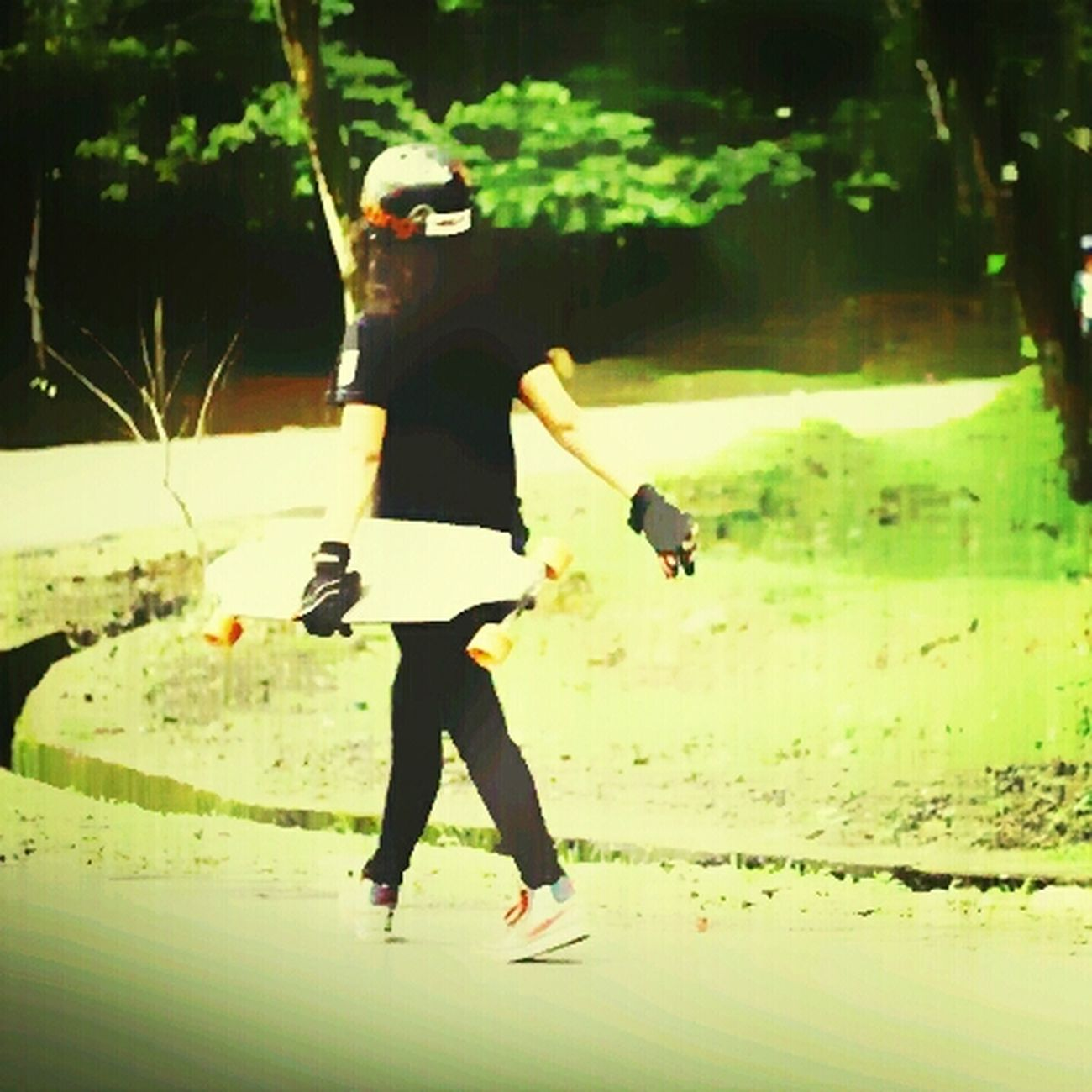SkateboardLifeStyle That's Me Nature_collection Check This Out