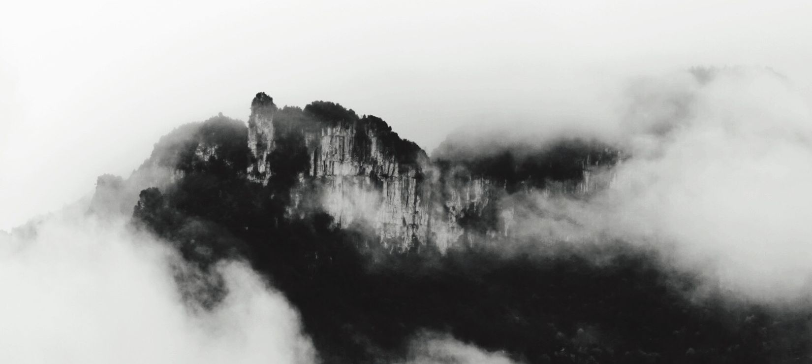 Ink and wash Beauty In Nature First Eyeem Photo Snapshots Of Life Shots Enjoying Life Snapshot HuBei Enshi China 70-400 G Sony SONY A7ii Mountains Sky And Clouds Blackandwhite