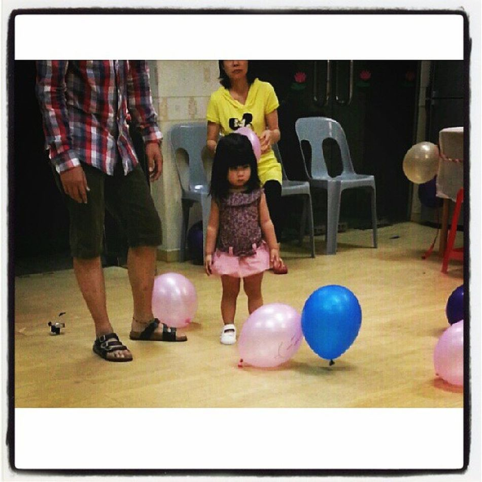 I found Dora. Ps: My cousin's daughter is really damn cute!! Cute Realdora LOL