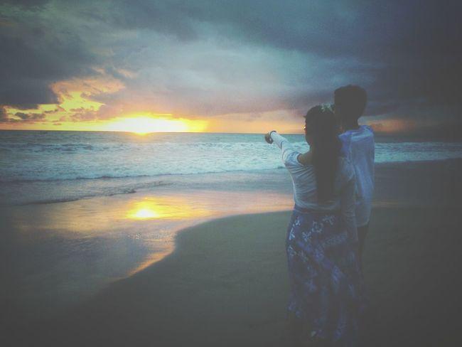 sunset with you Sunset Sunset #sun #clouds #skylovers #sky #nature #beautifulinnature #naturalbeauty #photography #landscape Sunset_captures Sunsetlover Sunset_collection Sunsetphotographs Sunset At Long Beach, NY You&me Beachphotography Beach Photography