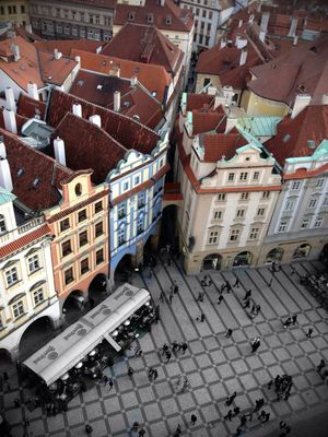 Prague at Nebušice by Jana msg