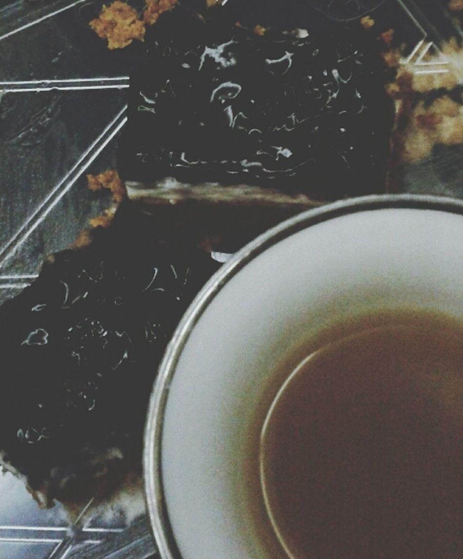 CheesCake With Arabic Coffee Enjoying Life Food Porn