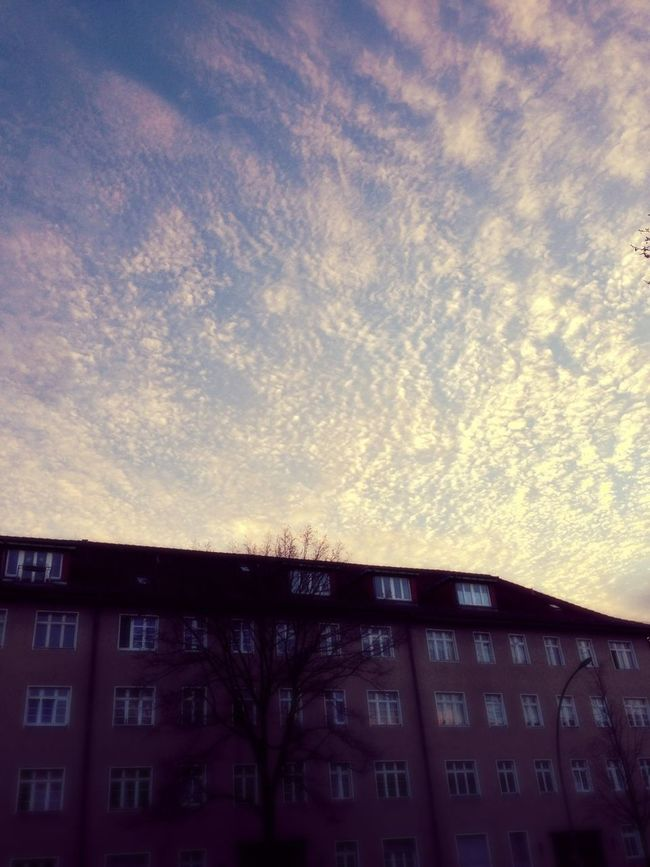 Beautiful Sky Blurry