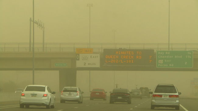 Blowing Dus Bus Day Dust Information Information Sign Land Vehicle Mode Of Transport No People Outdoors Parking Parking Lot Stationary Visibility