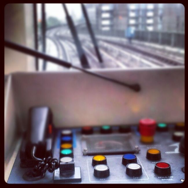 En route to Woolwich #dlr DLR