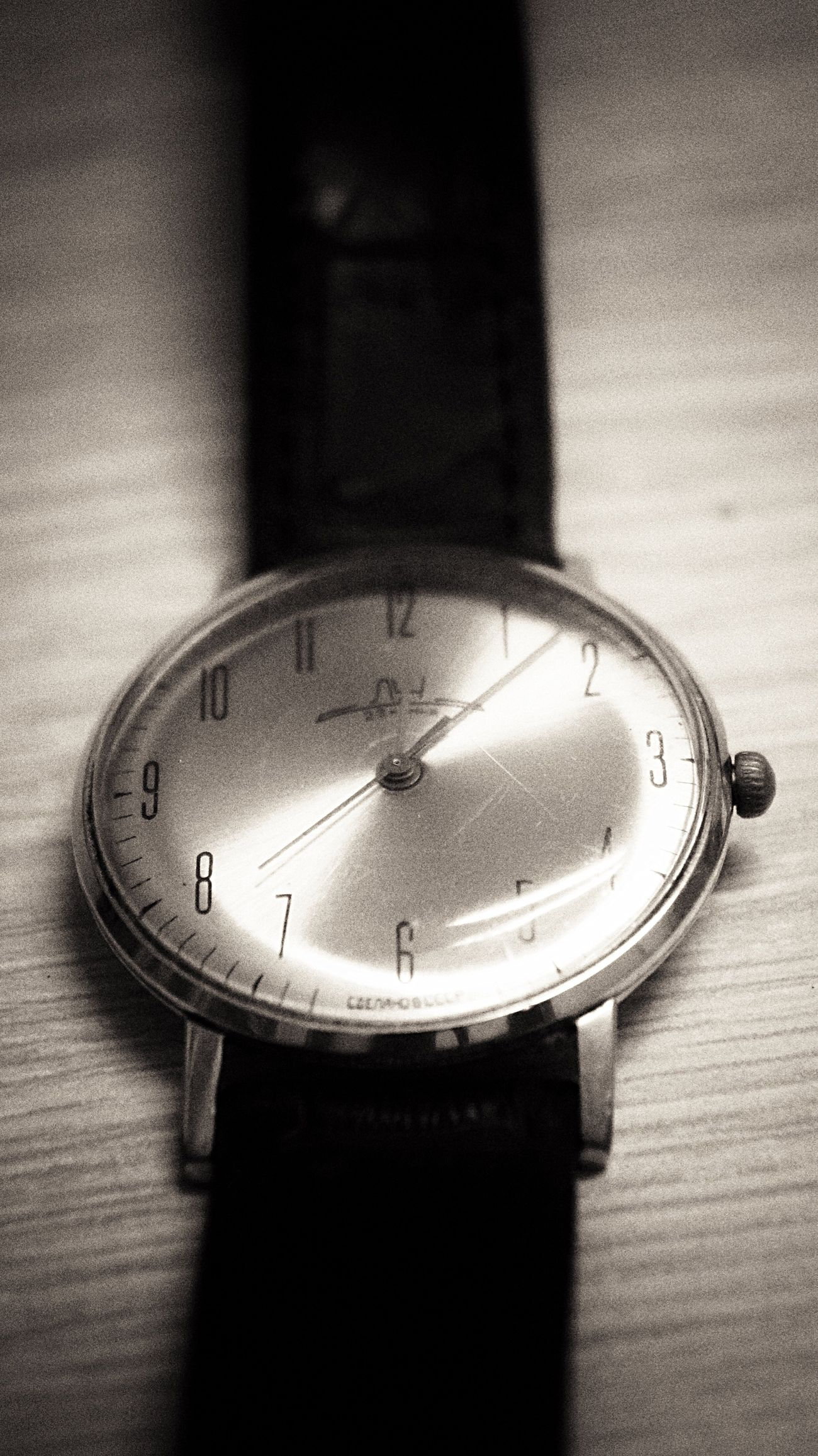 Soviet Watch Timeless