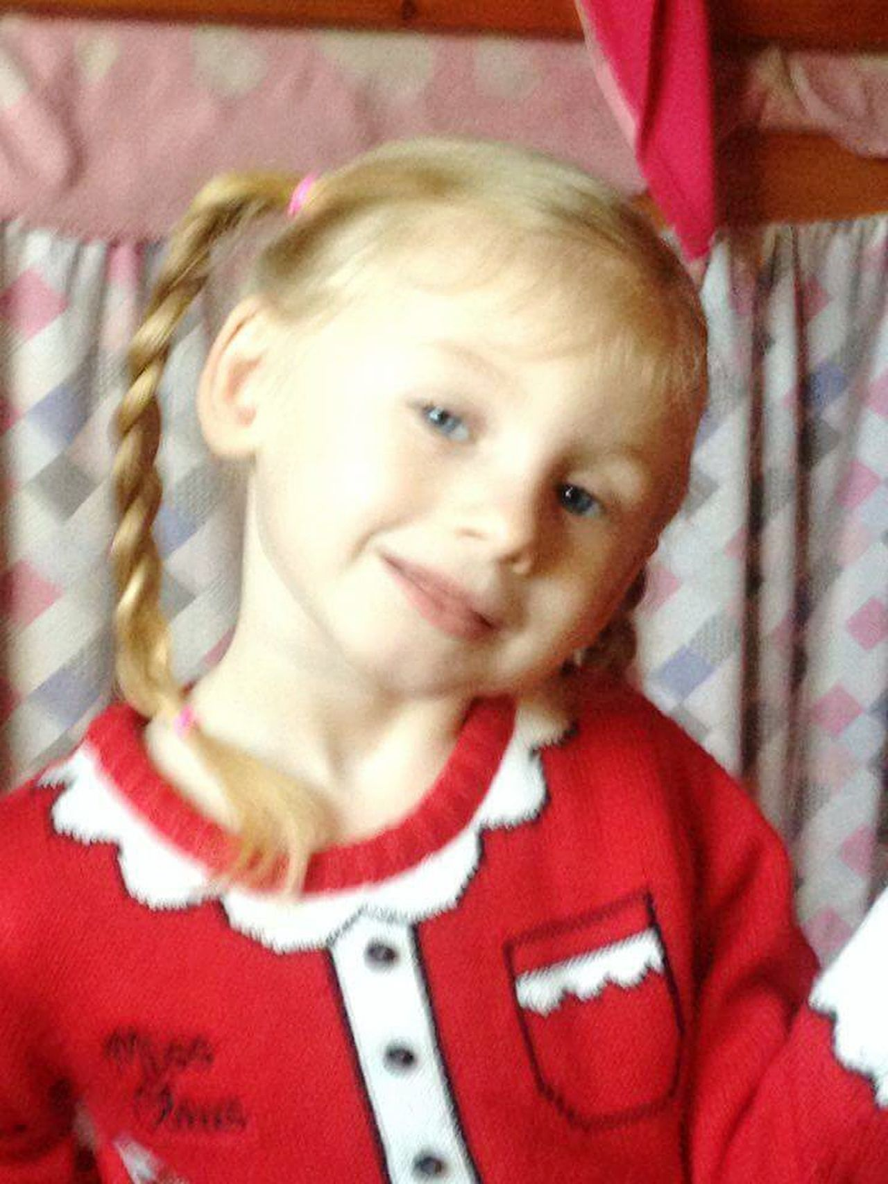 daughter at christmas Looking At Camera Child Blond Hair Smiling One Person Christmas Spirit Poser ❤ Age 3