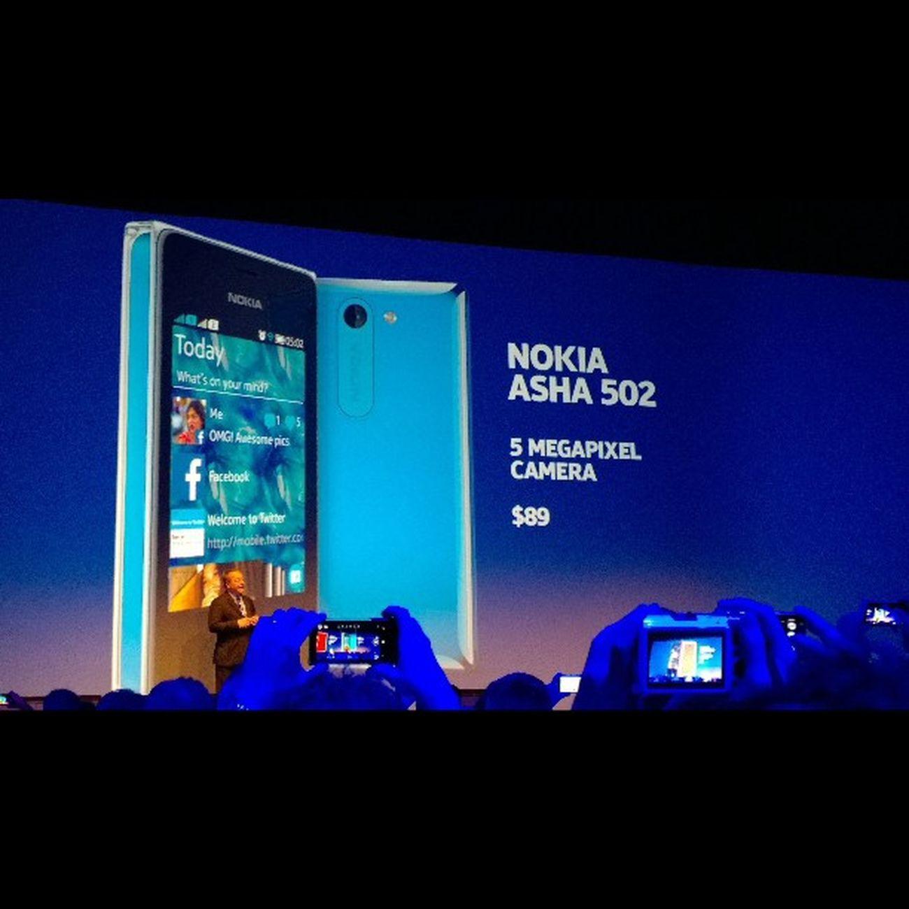 Nokia  Asha502 Nokiaworld Nokiaworldkz