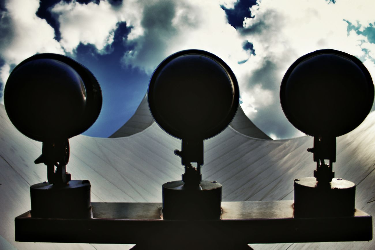 Tempodrom Spotlight Crown Sky EyeEm Best Shots Clouds And Sky Perspective Spires From Where I Stand Hidden Gems  projections