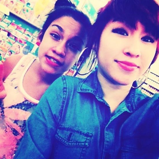 Dollar Store With My Sister Cx