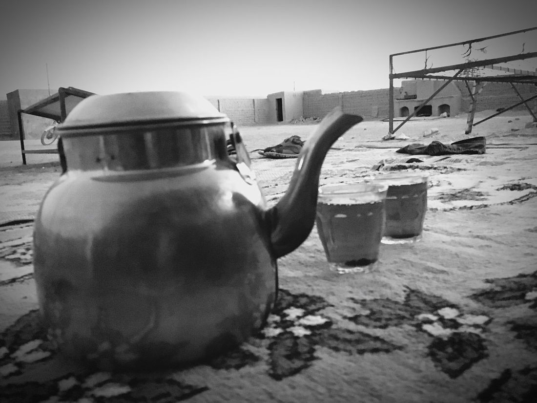 Cultural Tradition Black Tea ☕️ Blackandwhite Close-up Focus On Foreground IPhoneography EyeEm Gallery The Week On Eyem Lieblingsteil