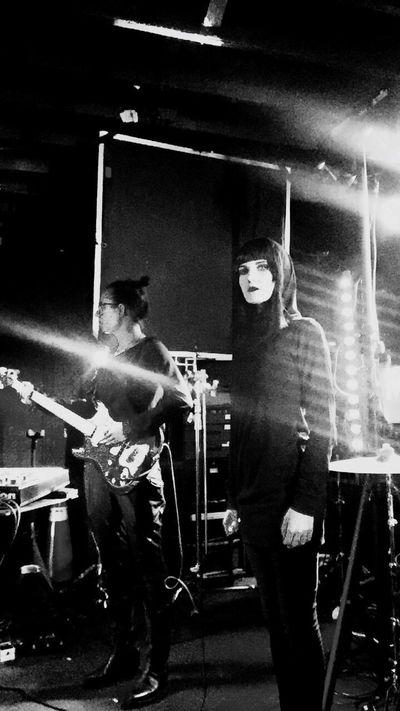 Kansas City Iamx Everythingisburningtour Sound Check Stage Tour