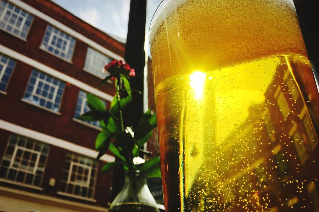 Beer in the Sunshine . Yay 2015 In 365 Photos