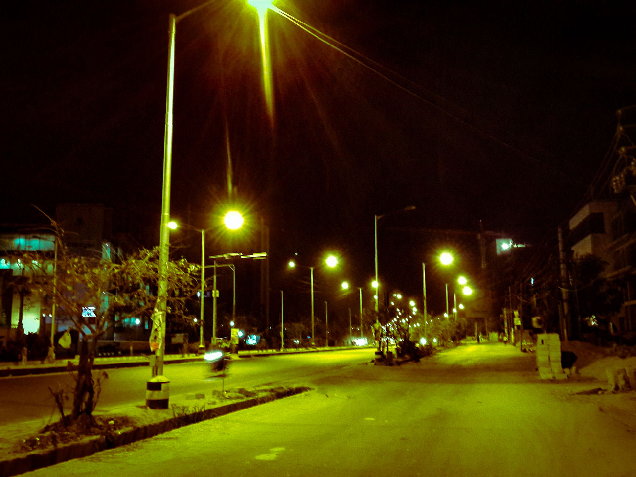 Nocturnal;) Night Illuminated Outdoors No People Emptyplaces Empty Road Solotraveler Volkswagen Check This Out! Hello World Note3Camera Travel The Way Forward Travel Destinations Vacations Nightdriving NightDiaries Night Lights Nightphotography Nightpost Transportation Calm