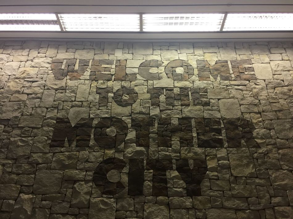 No People No Filter Brick Wall Welcome Greetings City Capetown Cape Town Mothercity Mother City South Africa Texture Brick Brickstones Brickporn Brickwork  Stones