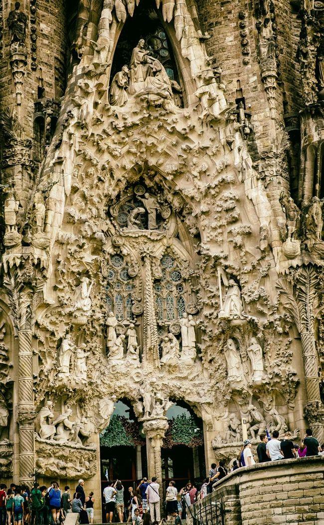 Architecture Architecture Barcelona Barcelona, Spain Building Exterior Built Structure Cathedral Church Gaudi Gaudi #barcelona Gaudi Barcelona Gaudì Architecture Work History Place Of Worship Religion Sagrada Familia SagradadeFamilia Sagradafamilia Sagradafamiliabarcelona Sagradafamiliachurch Spirituality