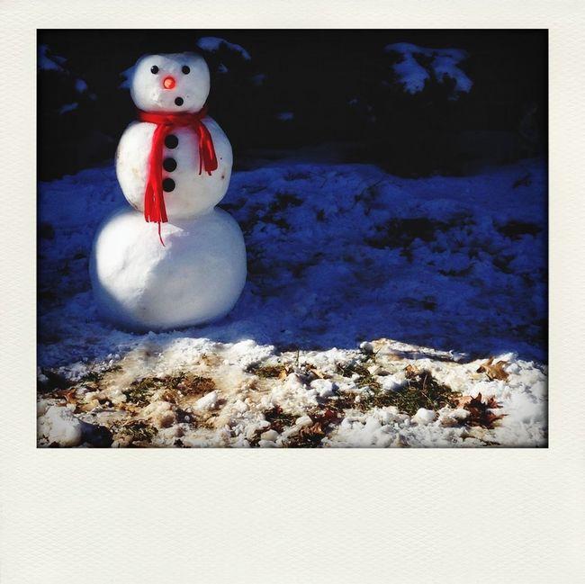Frosty lives!!!
