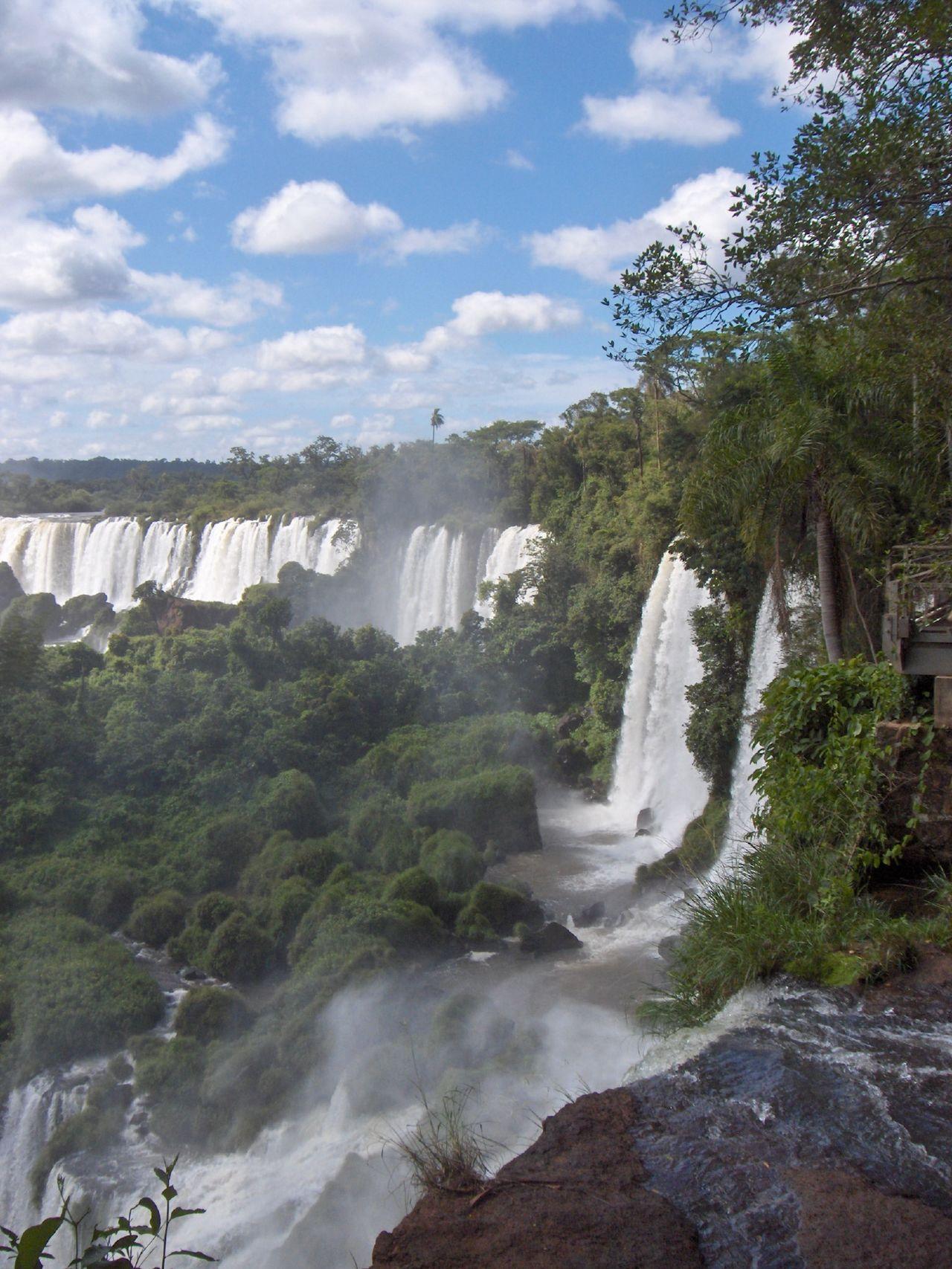 Beautiful stock photos of brasilien, Brazil, Foz Do Iguaçu, Rock Formation, beauty In Nature