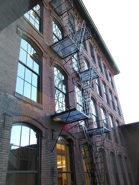 Gotta Love the Old Mill buildings Architectural Feature Architecture Building Building Exterior Built Structure Day Exterior Historic Low Angle View