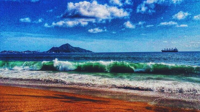 Check This Out That's Me Hello World Enjoying Life Taking Photos Relaxing Beach Beachphotography Beach Photography Summer Summertime Summer Views Summer ☀ First Eyeem Photo FirstEyeEmPic Manzanillo Mexico First Eyeem Photo The OO Mission